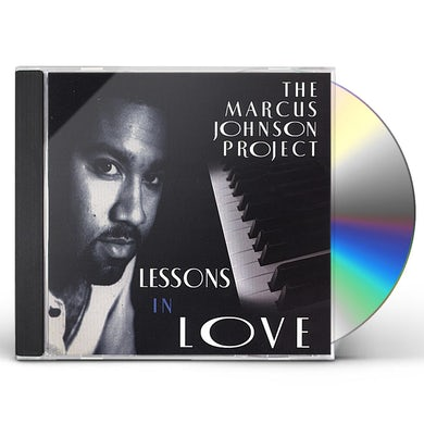 Marcus Johnson LESSONS IN LOVE CD
