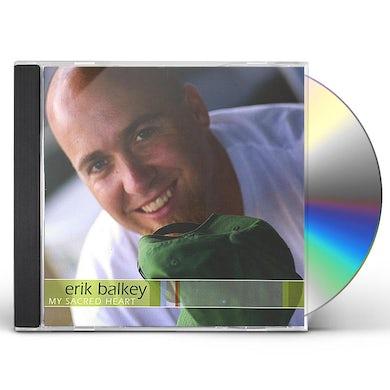 Erik Balkey MY SACRED HEART CD