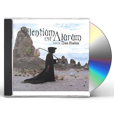 Don Bodin SILENTIUM EST ALURUM CD