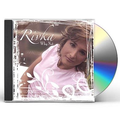 RIVKA WHY NOT CD
