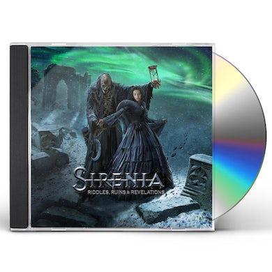 Sirenia RIDDLES, RUINS & REVELATIONS CD