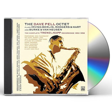 Dave Pell COMPLETE TREND & KAPP RECORDINGS CD