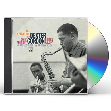Dexter Gordon DOIN ALLRIGHT / DEXTER CALLIN CD