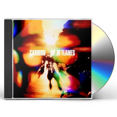 Caribou UP IN FLAMES CD