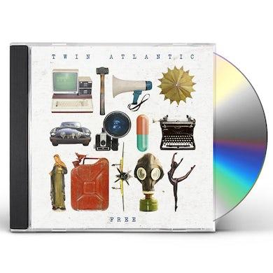 Twin Atlantic FREE CD