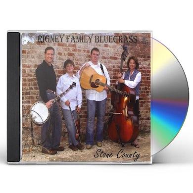 Rigney Family Bluegrass STONE COUNTY CD