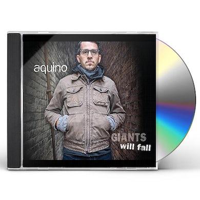 Aquino GIANTS WILL FALL CD