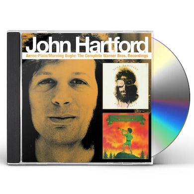 John Hartford AEREO-PLAIN / MORNING BUGLE: THE COMPLETE WARNER CD