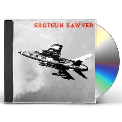 Shotgun Sawyer  THUNDERCHIEF CD