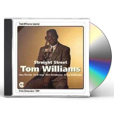 Tom Williams STRAIGHT STREET CD