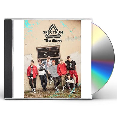 BE BORN CD