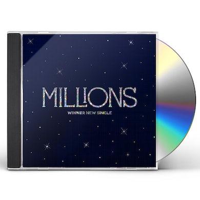 WINNER MILLIONS CD