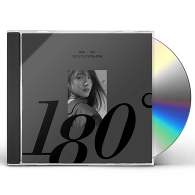 Ben MINI ALBUM: 180 DEGREES CD