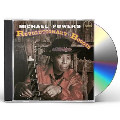 Michael Powers REVOLUTIONARY BOOGIE CD