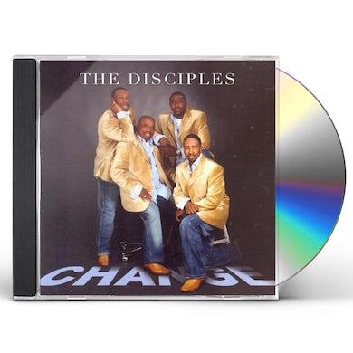 Disciples CHANGE CD