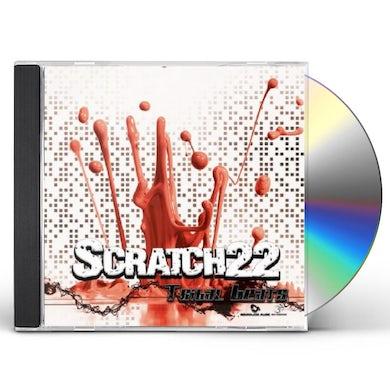 Scratch 22 TRIBAL BEATS CD