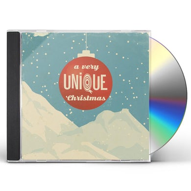 VERY UNIQUE CHRISTMAS / VARIOUS CD