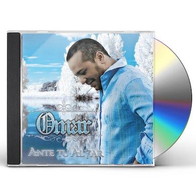 Omar ANTE TU ALTAR CD
