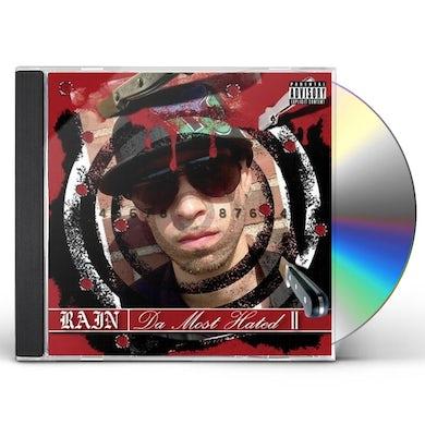 Rain DA MOST HATED 2 CD