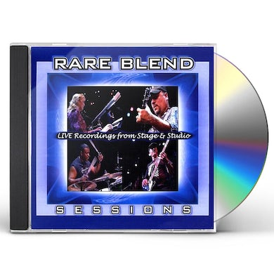 Rare Blend SESSIONS CD