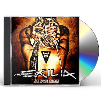Exilia MY OWN ARMY CD