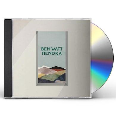 Ben Watt HENDRA CD