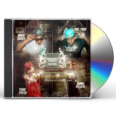 Mike Berry EVERYTHINGS MONEYFIRST CD
