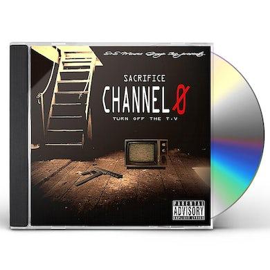 Sacrifice CHANNEL 0 CD