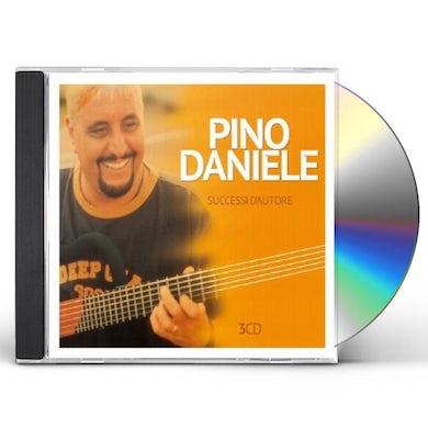 Pino Daniele SUCCESSI D'AUTORE CD