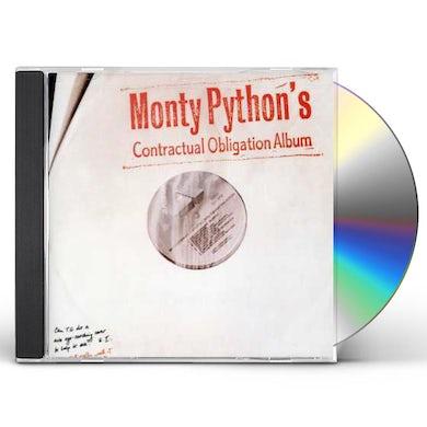 MONTY PYTHON'S CONTRACTUAL OBLIGATION ALBUM CD