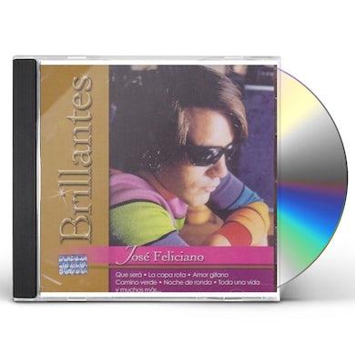 Jose Feliciano BRILLANTES CD