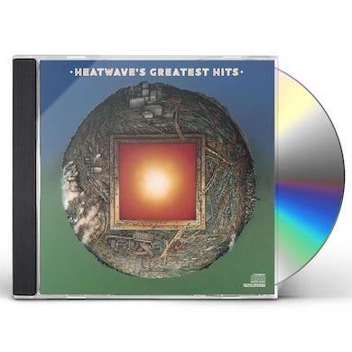 Heatwave GREATEST HITS CD