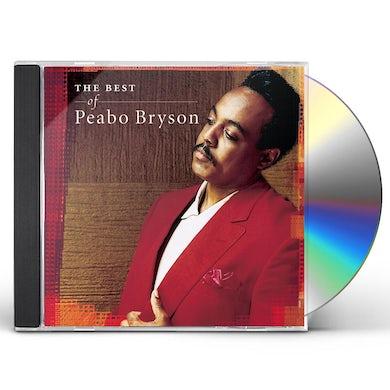 Peabo Bryson BEST OF CD