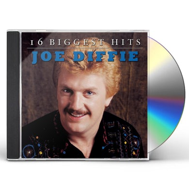 Joe Diffie 16 BIGGEST HITS CD