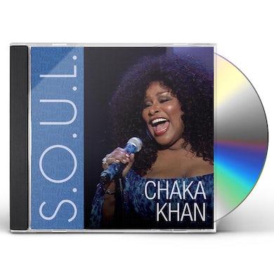 Chaka Khan S.O.U.L. CD