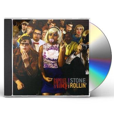 Raphael Saadiq STONE ROLLIN' CD