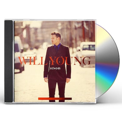 Will Young ECHOES CD