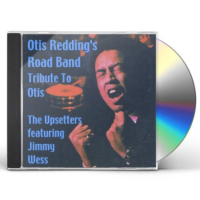 The Upsetters OTIS REDDINGS ROAD BAND CD