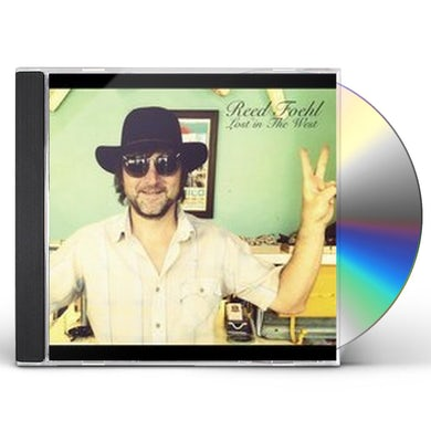 Reed Foehl LOST IN THE WEST CD