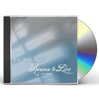 REASON TO LIVE (SOLO PIANO) CD