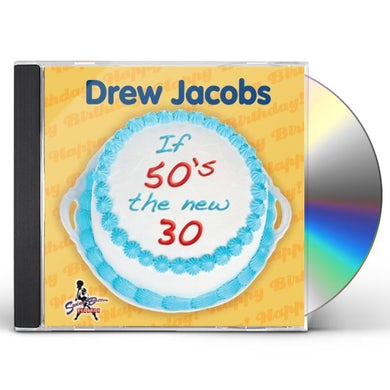 Drew Jacobs IF 50S THE NEW 30/STRIP CLUB CHRISTMAS EVE CD