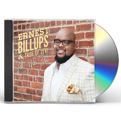 Ernest Billups & Tribe of Levi IT WAS YOU CD