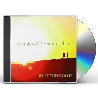 Zombies Of The Stratosphere IN TECHNICOLOR CD