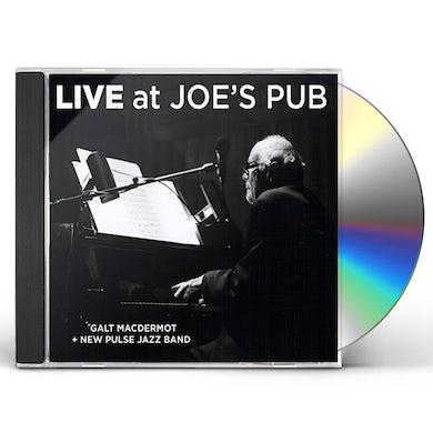 Galt Macdermot LIVE AT JOE'S PUB CD