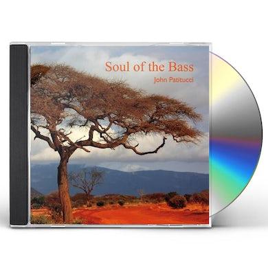 John Patitucci SOUL OF THE BASS CD