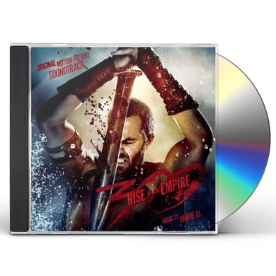 Junkie XL 300: RISE OF AN EMPIRE CD