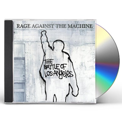 Rage Against The Machine BATTLE OF LOS ANGELES (GOLD SERIES) CD