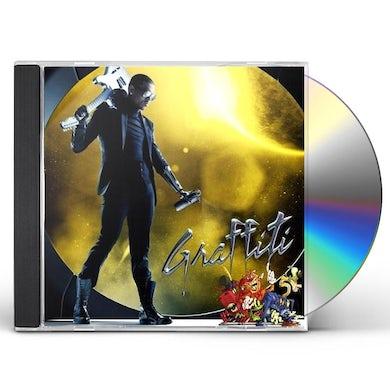 Chris Brown GRAFFITI (GOLD SERIES) CD