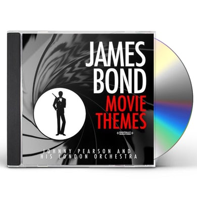 THEMES FROM JAMES BOND MOVIES CD