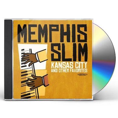 Slim Memphis  KANSAS CITY & OTHER FAVORITES CD